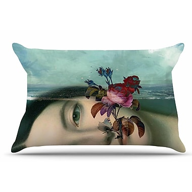 East Urban Home Emerge by Suzanne Carter Pillow Sham; King
