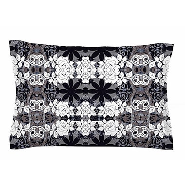 East Urban Home Lacey by Suzanne Carter Pillow Sham; Queen