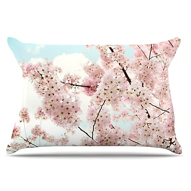 East Urban Home Spring Beauty by Sylvia Cook Pillow Sham; King