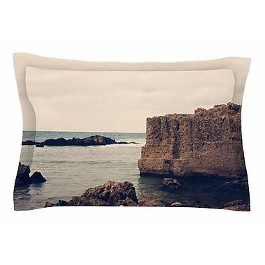 East Urban Home Mediterranean l by Sylvia Coomes Pillow Sham; Queen