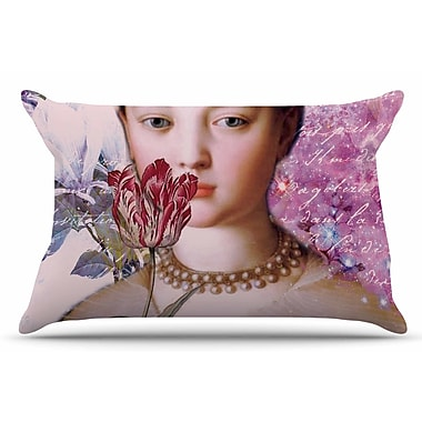 East Urban Home Eternity by Suzanne Carter Pillow Sham; King