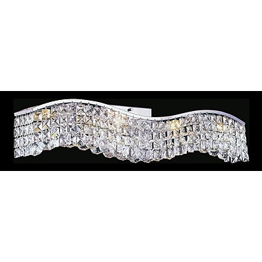 Everly Quinn Kasha 5-Light Armed Sconce