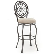 Fleur De Lis Living Abbot 41'' Swivel Bar Stool