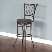 Fleur De Lis Living Abbot Bridge 30'' Swivel Bar Stool