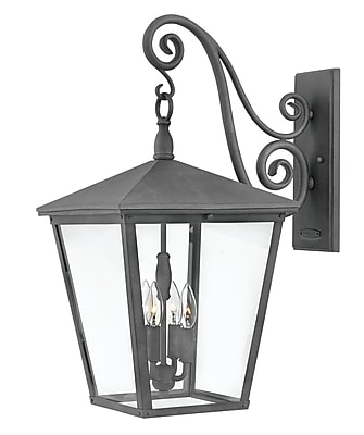Fleur De Lis Living Alexis 4-Light Outdoor Wall Lantern
