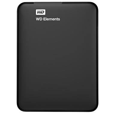 WD Elements 2TB Portable External Hard Drive and SanDisk 16GB USB Bundle (WDBU6Y0020BBK)