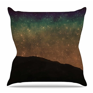 East Urban Home Star Light by Sylvia Coomes Throw Pillow; 26'' H x 26'' W x 4'' D