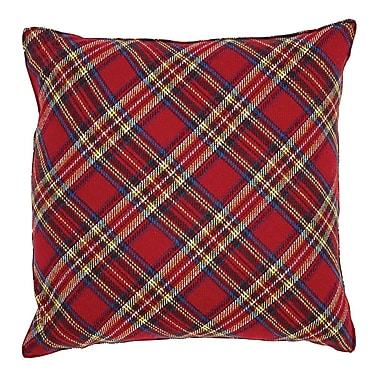 The Holiday Aisle Galway Cotton Throw Pillow