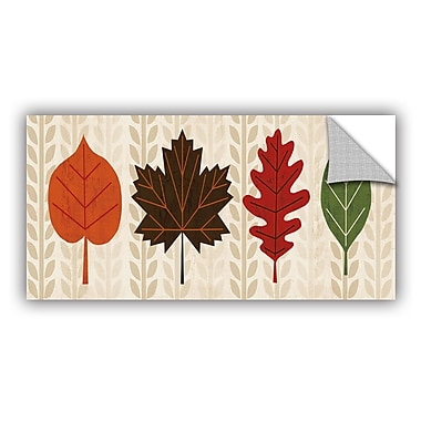The Holiday Aisle Family Tree V Wall Mural; 24'' H x 48'' W x 0.1'' D