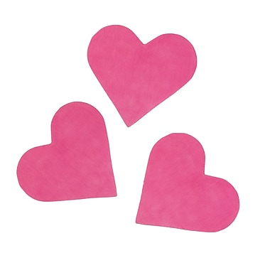 KidKraft Hearts Pink Area Rug (Set of 3)