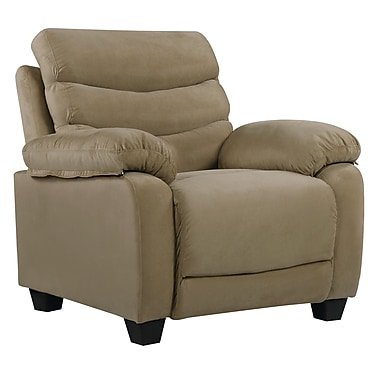 Latitude Run Ohboke Armchair; Mocha