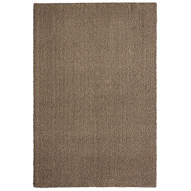 Latitude Run Bettie Hand-Tufted Brownstone Area Rug; 9' x 12'