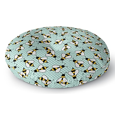 Latitude Run Leeanne Indoor/Outdoor Floor Pillow; 26'' H x 26'' W x 8'' D