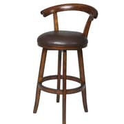 Loon Peak Coldstream 27'' Swivel Bar Stool