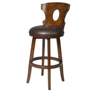 Loon Peak Coronado 31'' Swivel Bar Stool