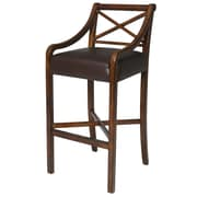 Loon Peak Folwell 27.5'' Swivel Bar Stool