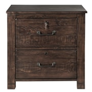 Loon Peak Crater Ridge 2 Drawer Lateral File Cabinet