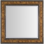 Loon Peak Square Plastic Wall Mirror