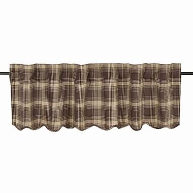 Loon Peak Castlekeep Curtain Valance; 16'' H x 60'' W