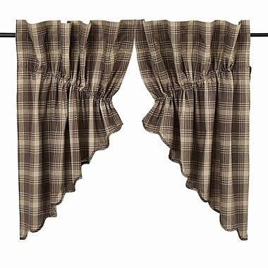 Loon Peak Castlekeep 36'' Curtain Valance (Set of 2)