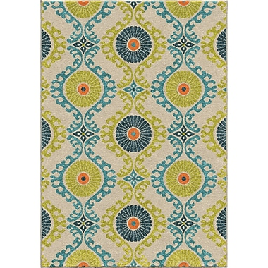 Latitude Run Adam Area Rug; 7'8'' x 10'10''