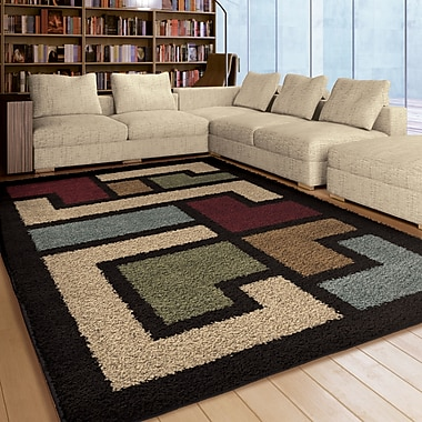 Latitude Run Andre Shag Area Rug; 5'3'' x 7'6''