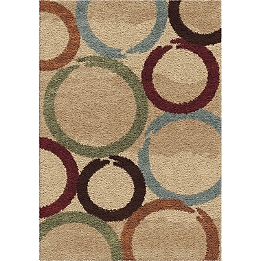 Latitude Run Andre Shag Area Rug; 7'10'' x 10'10''