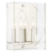 Mercer41 Hackmore 2-Light Candle Sconce