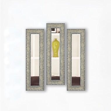 One Allium Way Mirror Set (Set of 3); 33'' H x 12'' W