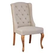 One Allium Way Medici Parsons Chair (Set of 2)
