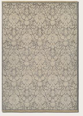 One Allium Way Loretta Grey/Tan Area Rug; 8'2'' x 11'3''