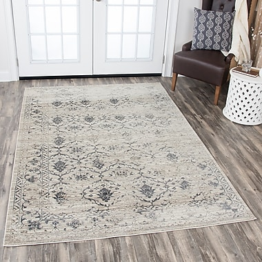 Ophelia & Co. Margaret Natural Area Rug; 9'10'' x 12'6''
