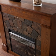Red Barrel Studio Arpdale Electric Fireplace
