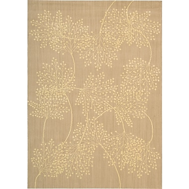 Red Barrel Studio Hartville Sand Area Rug; 7'9'' x 10'10''
