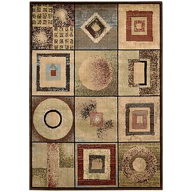 Red Barrel Studio Whitestown Multi Rug; 5'3'' x 7'5''