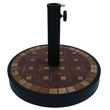Red Barrel Studio Hannah Cast Iron Free Standing Umbrella Base