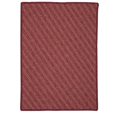 Red Barrel Studio Ommegang Hand-Woven Cedar Area Rug; 3' x 5'