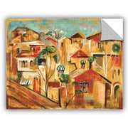 Red Barrel Studio Yeji Summer Morning Wall Mural; 24'' H x 32'' W x 0.1'' D