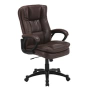Red Barrel Studio Coppedge Executive Chair; Cattail