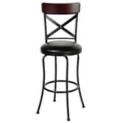 Red Barrel Studio Pottersmoor 30'' Swivel Bar Stool (Set of 2)