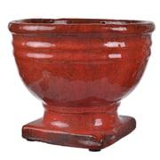 World Menagerie Harold Ceramic Urn Planter