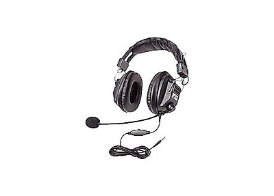 CALIFONE 3068MT Headset, Black