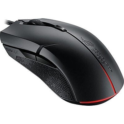 ASUS Optical Wired USB Ambidextrous Gaming Mouse (ROGSTRIXEVOLVE)