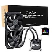 EVGA® CLC 240 RGB Liquid CPU Cooler, Black (400-HY-CL24-V1)