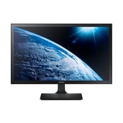 "Samsung SE310 Series 27"" LCD Desktop Monitor, Black High Glossy/Metallic Silver"