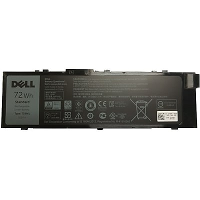 Dell Li-Ion Rechargeable Battery for Precision 17