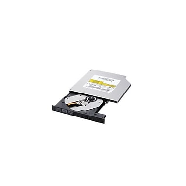 lenovo™ 4XA0G88613 Slimline Internal DVD-RW Optical Drive, SATA, Black