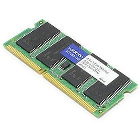 AddOn AA1333D3S9/8G 8GB (1 x 8GB) DDR3 SDRAM SoDIMM 204-Pin DDR3-1333/PC3-10600 Desktop/Laptop Memory Module