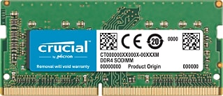 Crucial™ CT16G4S24AM 16GB DDR4 SDRAM UDIMM 260-Pin DDR4-2400/PC4-19200 Memory Module