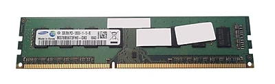 Edge™ PE231606 2GB DDR3 SDRAM UDIMM 240-Pin DDR3-1600/PC3-12800 Desktop Memory Module